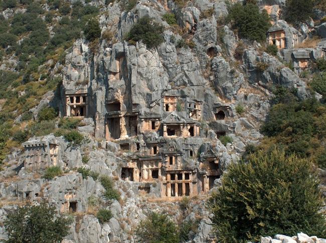 MYRA antik kenti 4