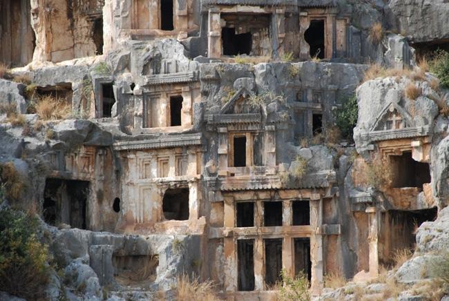 MYRA antik kenti 6