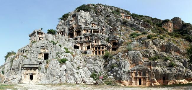 MYRA antik kenti 7