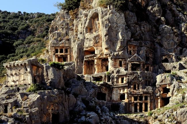 MYRA antik kenti 9