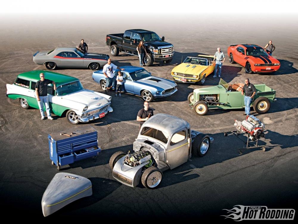 Klasik arabalar göz dolduruyor 20