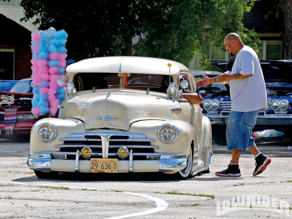 Klasik arabalar göz dolduruyor 26