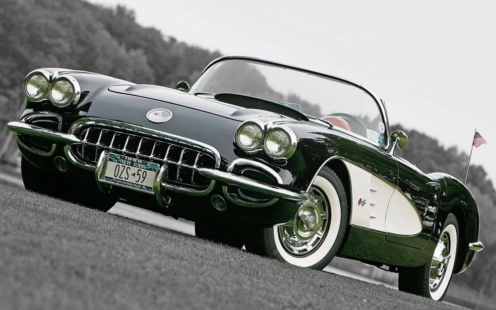Klasik arabalar göz dolduruyor 32