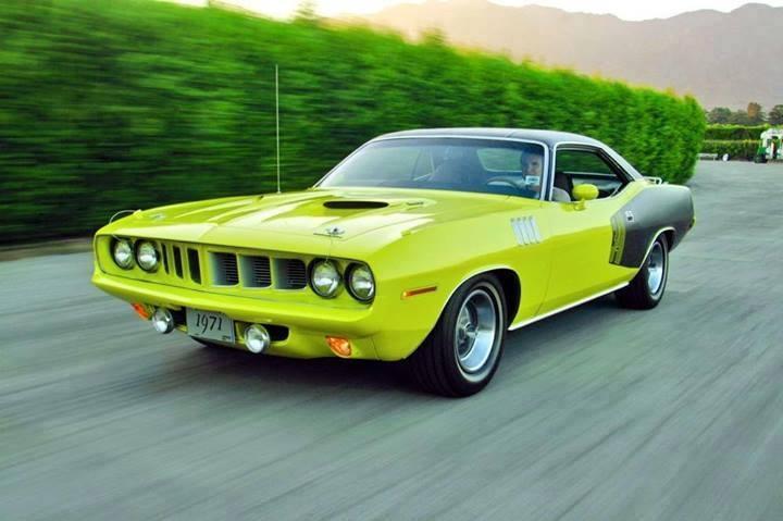 Klasik arabalar göz dolduruyor 56