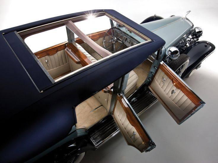 Klasik arabalar göz dolduruyor 63