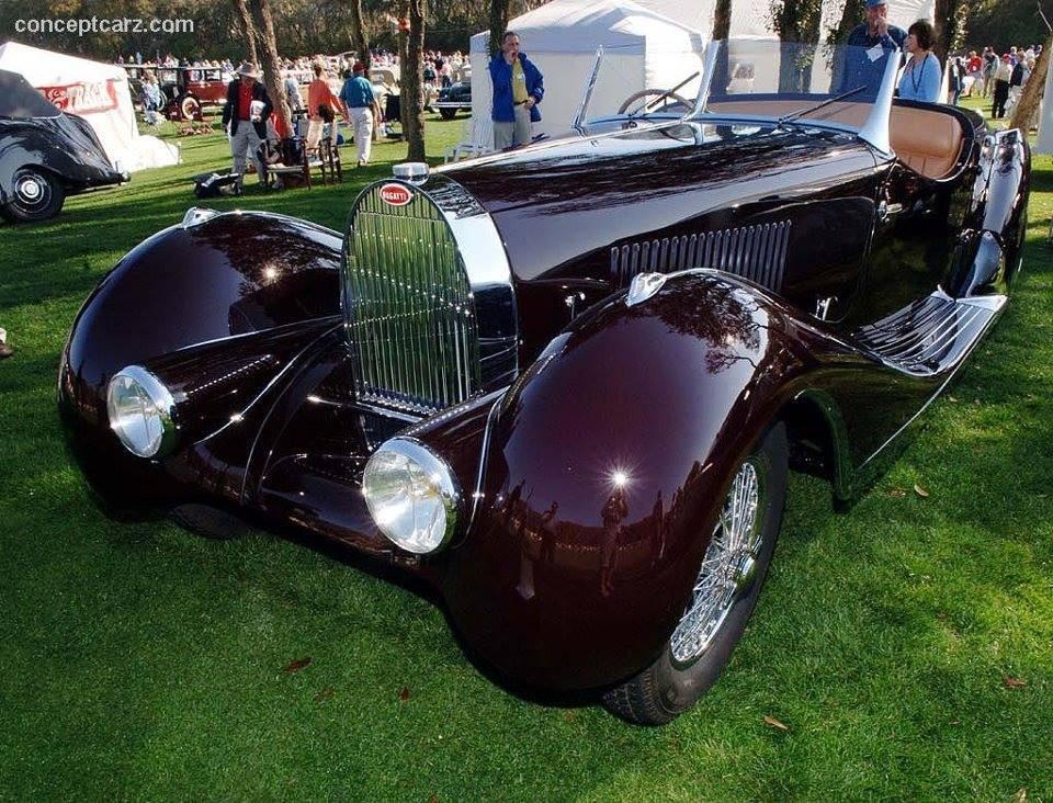 Klasik arabalar göz dolduruyor 68