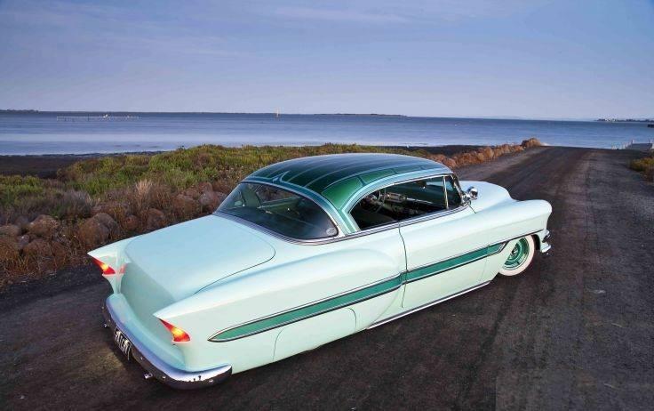 Klasik arabalar göz dolduruyor 69