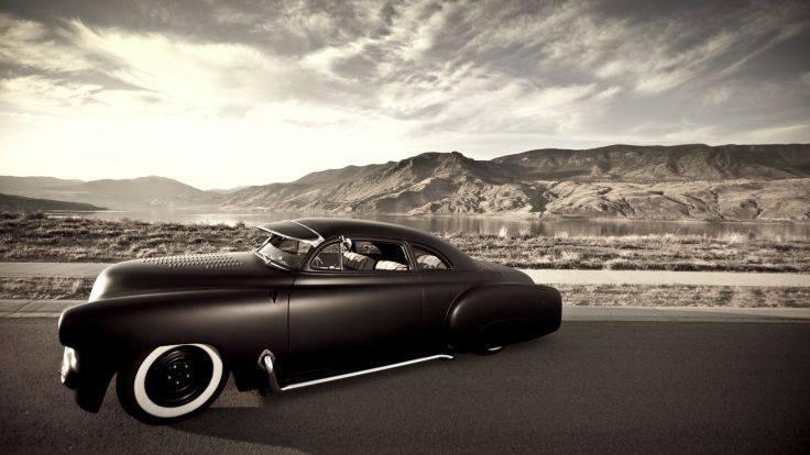 Klasik arabalar göz dolduruyor 70
