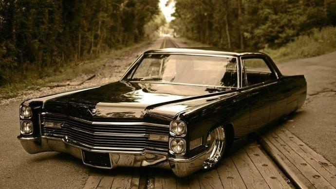 Klasik arabalar göz dolduruyor 72