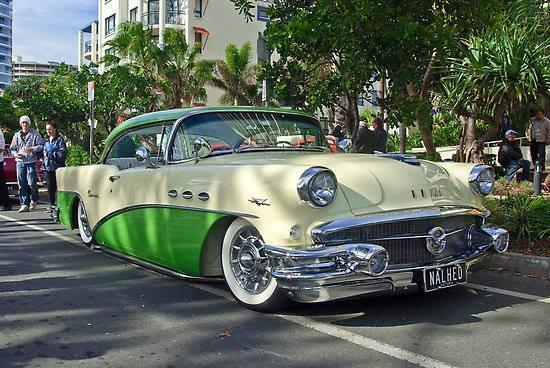 Klasik arabalar göz dolduruyor 80