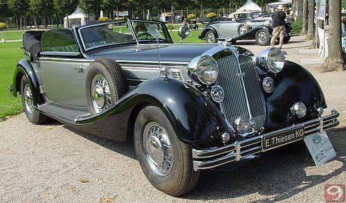 Klasik arabalar göz dolduruyor 84
