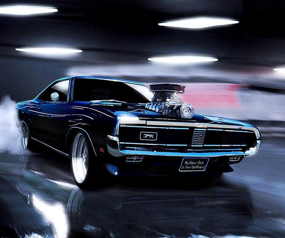 Klasik arabalar göz dolduruyor 85