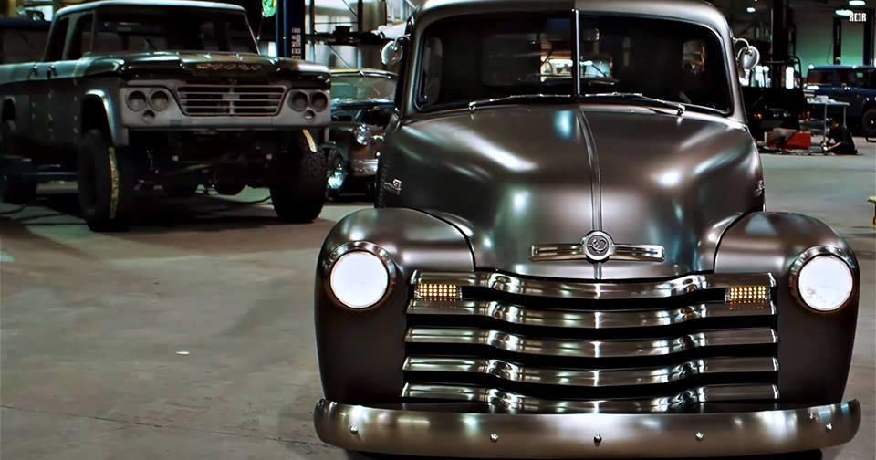 Klasik arabalar göz dolduruyor 9