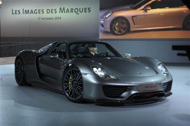Paris Otomobil fuarı başladı-2014 28