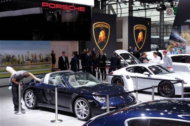 Paris Otomobil fuarı başladı-2014 31