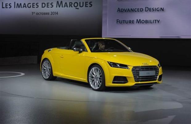 Paris Otomobil fuarı başladı-2014 5