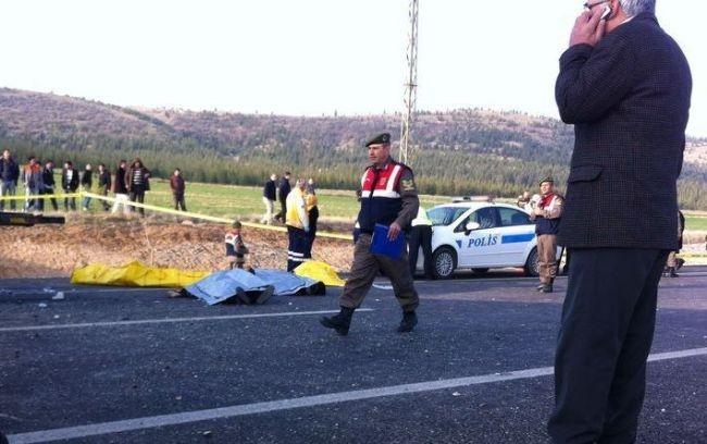 Konya'da zincirleme facia: 9 ölü 15