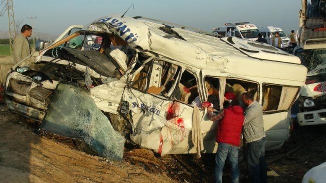 Konya'da zincirleme facia: 9 ölü 22