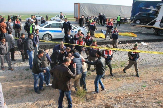 Konya'da zincirleme facia: 9 ölü 28