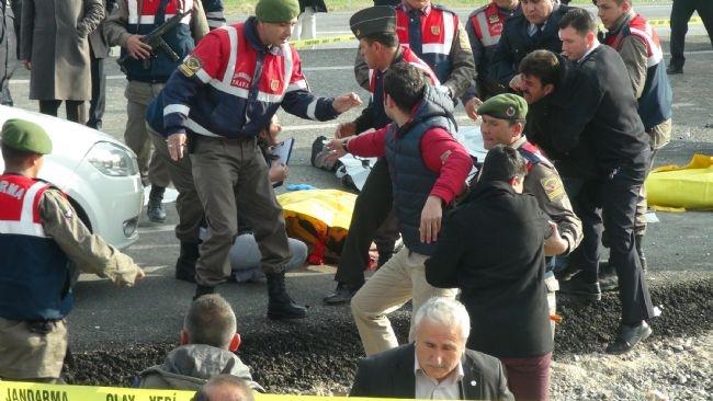 Konya'da zincirleme facia: 9 ölü 34