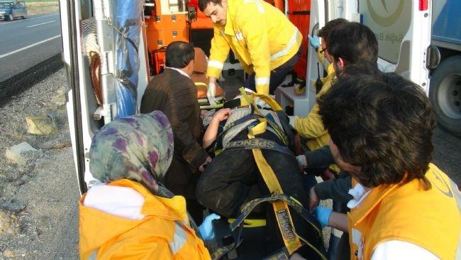Konya'da zincirleme facia: 9 ölü 37