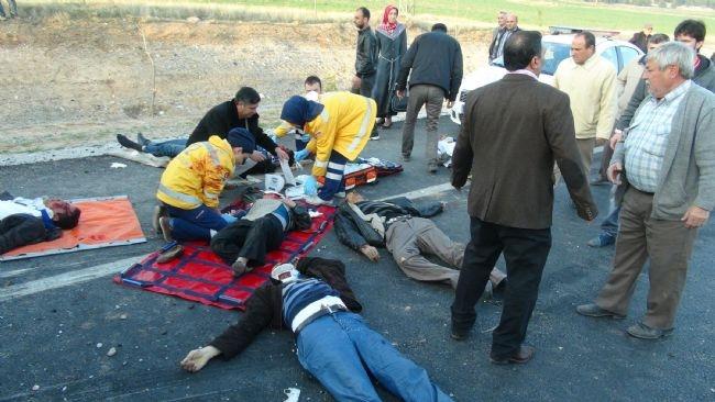 Konya'da zincirleme facia: 9 ölü 38
