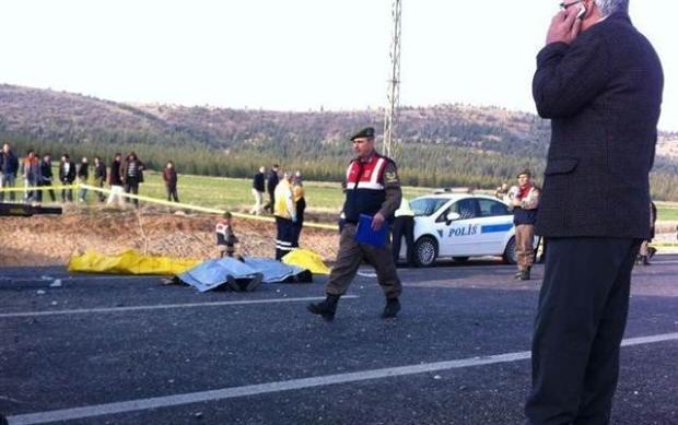 Konya'da zincirleme facia: 9 ölü 8