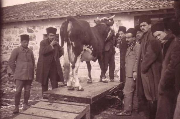 Osmanlı'da Kurban Bayramı 24