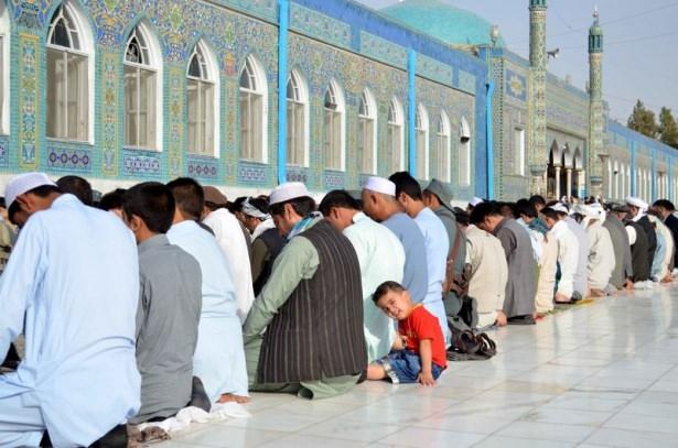 İslam dünyasından bayram manzaraları 1