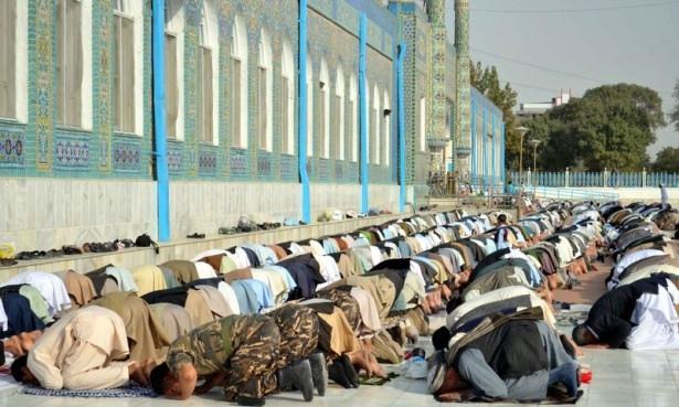 İslam dünyasından bayram manzaraları 10