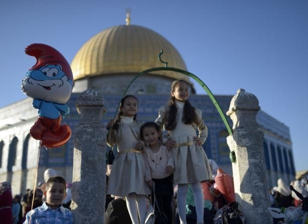 İslam dünyasından bayram manzaraları 100