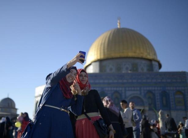 İslam dünyasından bayram manzaraları 102