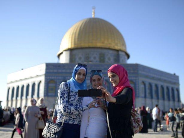 İslam dünyasından bayram manzaraları 103