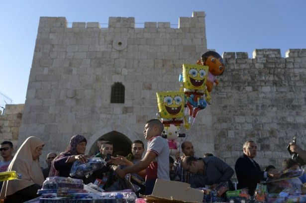İslam dünyasından bayram manzaraları 107