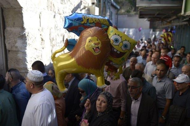 İslam dünyasından bayram manzaraları 108
