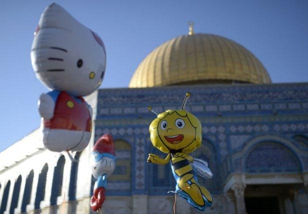 İslam dünyasından bayram manzaraları 109