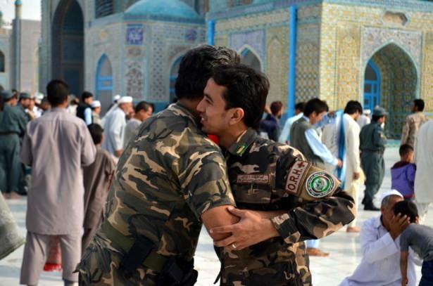 İslam dünyasından bayram manzaraları 11