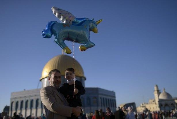 İslam dünyasından bayram manzaraları 112
