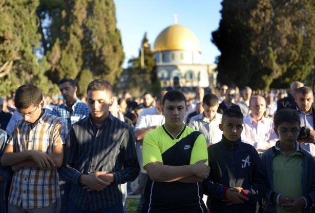 İslam dünyasından bayram manzaraları 113