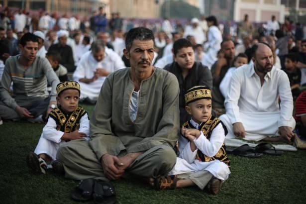 İslam dünyasından bayram manzaraları 114