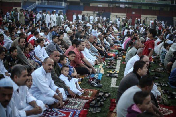 İslam dünyasından bayram manzaraları 116