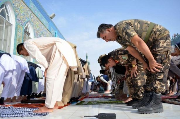 İslam dünyasından bayram manzaraları 12