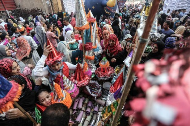 İslam dünyasından bayram manzaraları 121