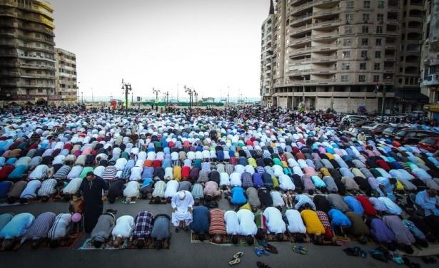 İslam dünyasından bayram manzaraları 124