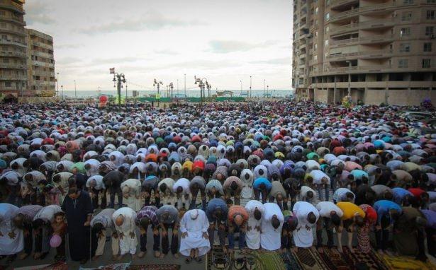 İslam dünyasından bayram manzaraları 125