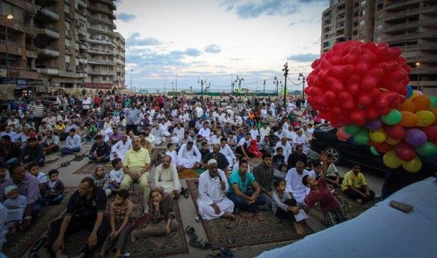 İslam dünyasından bayram manzaraları 126