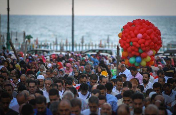 İslam dünyasından bayram manzaraları 127