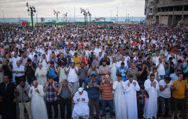 İslam dünyasından bayram manzaraları 130