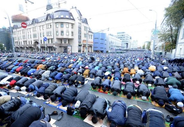 İslam dünyasından bayram manzaraları 132