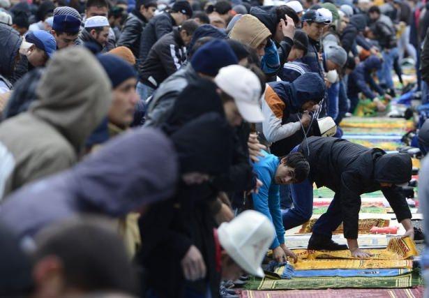 İslam dünyasından bayram manzaraları 140